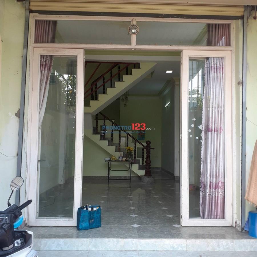 Cho thuê nhà nguyên căn tại Q12