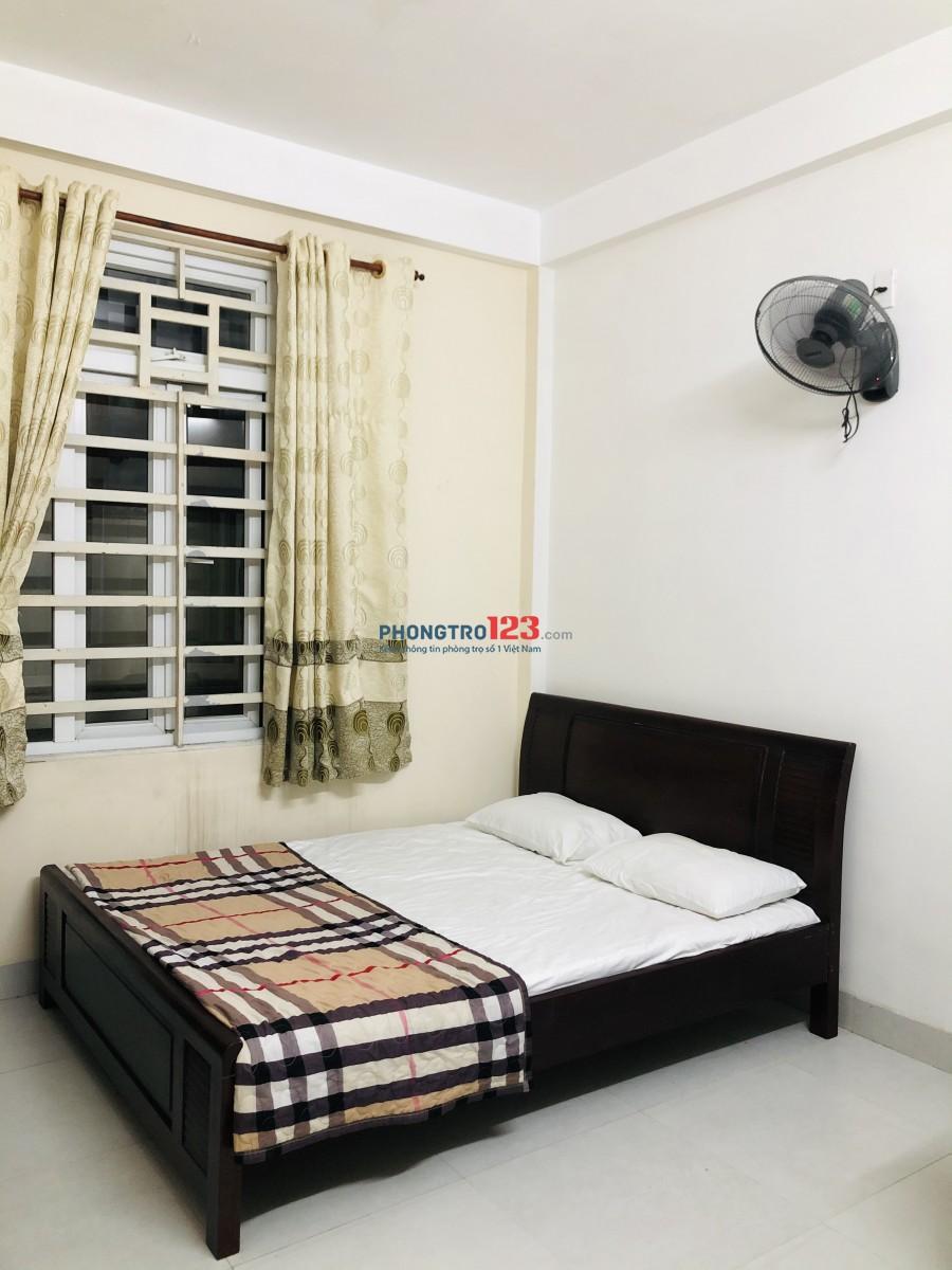 Phòng trọ, căn hộ mini đầy đủ tiện nghi, sạch sẽ, thoáng mát.