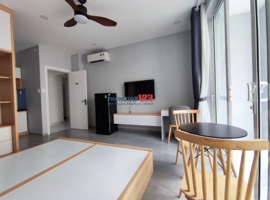 Cho Thuê Căn Hộ studio - 1PN + 2PN giá Từ 4 tr Ngay Sân bay Tân Sơn Nhất LH 0387205966