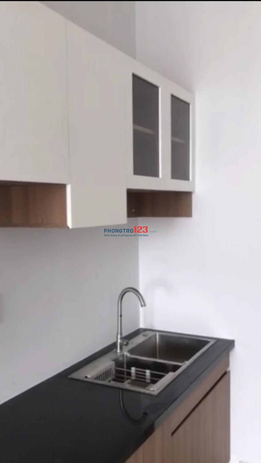 Chính chủ cho thuê Chung cư Topaz Home 2 Q9 56m² 2PN giá 6tr/th