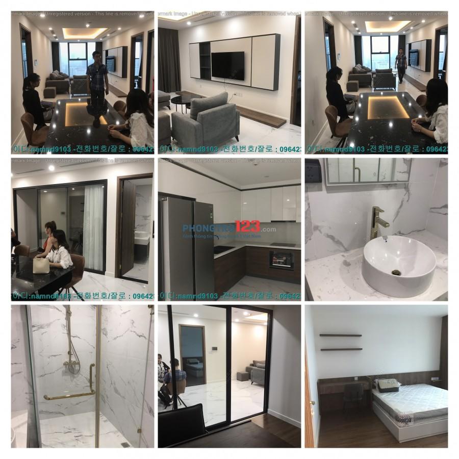 Căn hộ đẹp nhất hiện nay, căn 103m2 2NF giá cho thuê chỉ 12 triệu ở chung cư Sunshine Center
