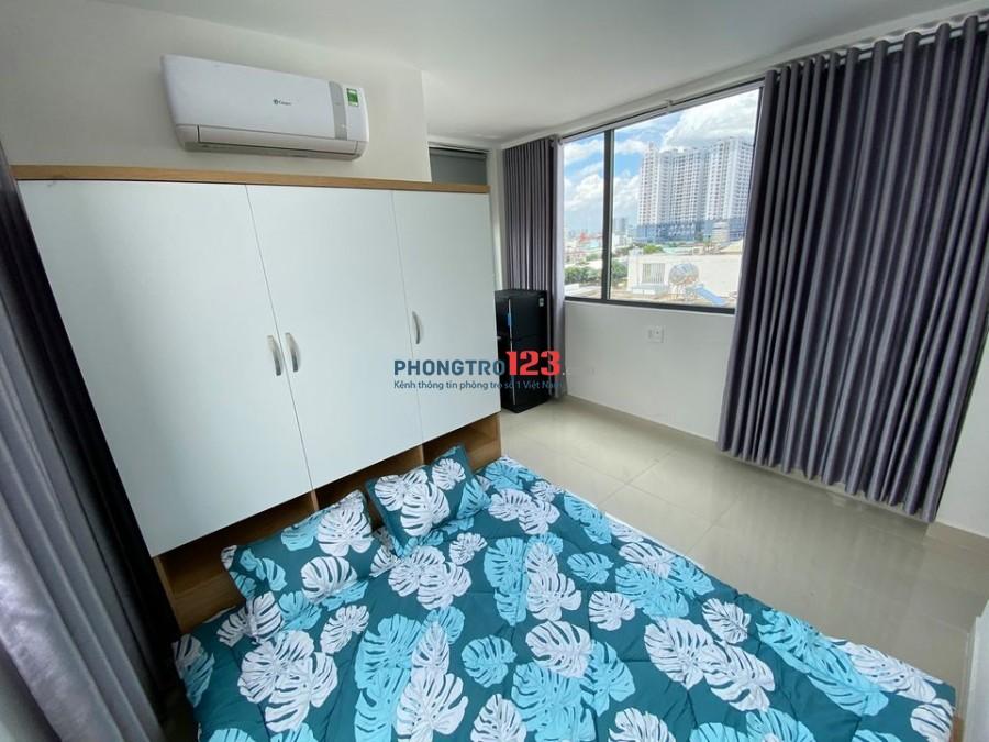 Phòng trọ mới xây full nội thất giá cực rẻ chỉ 2tr5 - 2tr7 - 2tr9
