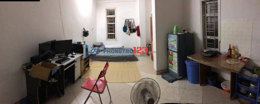 Cho thuê phòng có điều hòa nóng lạnh ở Kim Giang