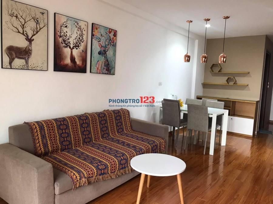 Căn hộ chung cư đầy đủ nội thất