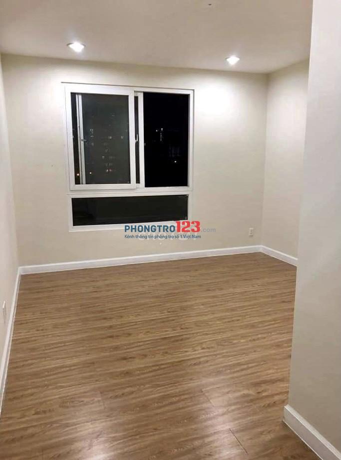 Chính chủ cho thuê căn hộ Carina Võ Văn Kiết P16 Q8 DT 96m2 2pn giá 8tr/th