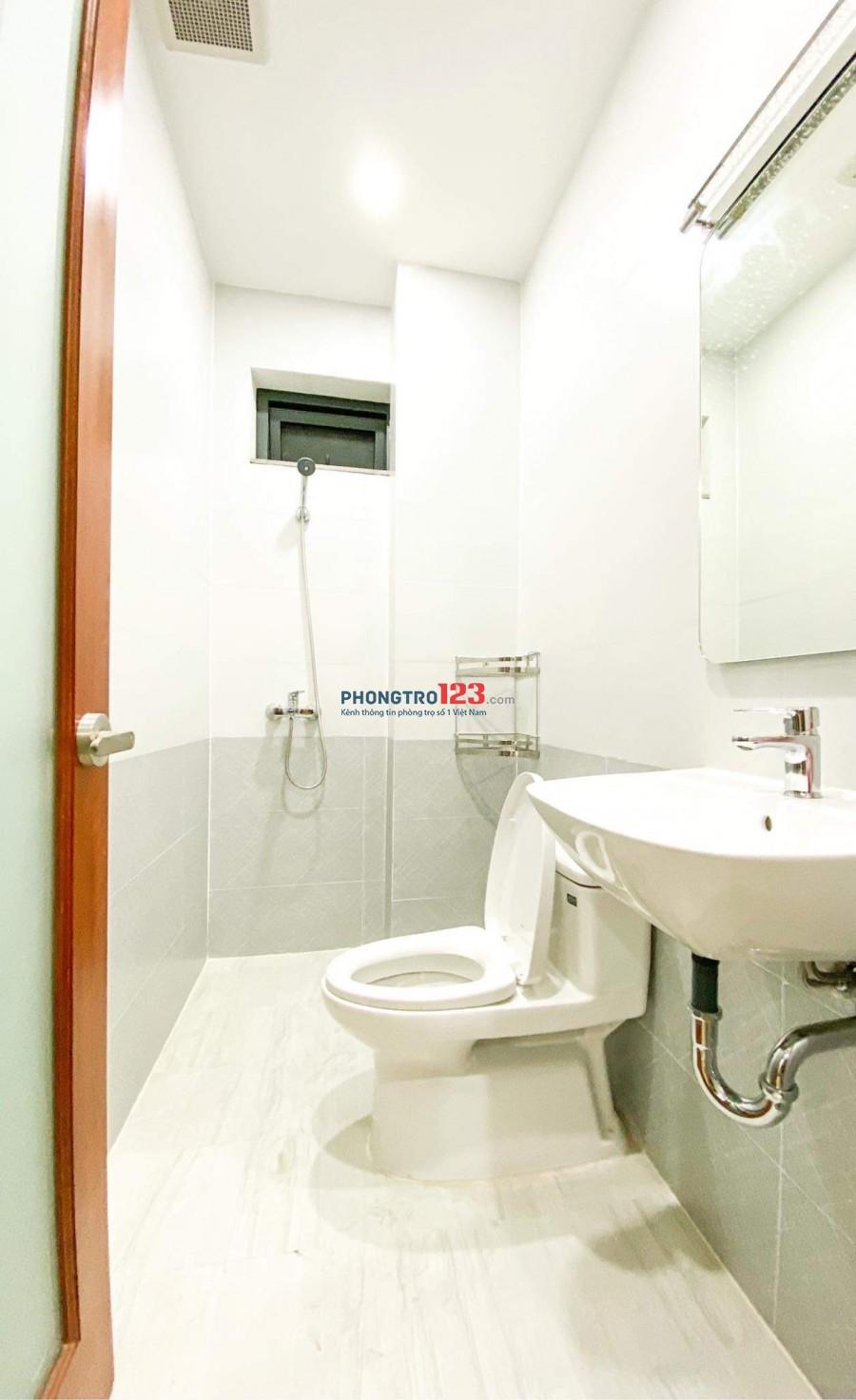 Cho thuê căn hộ DV full nội thất cao cấp