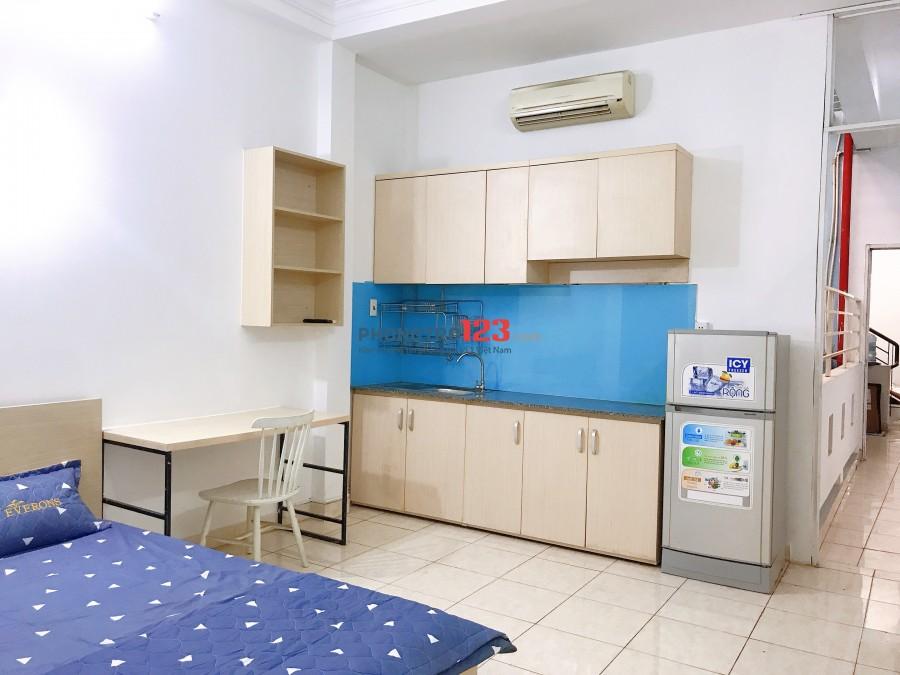 Phòng trọ Full nội thất 302 Cộng Hoà giá rẻ