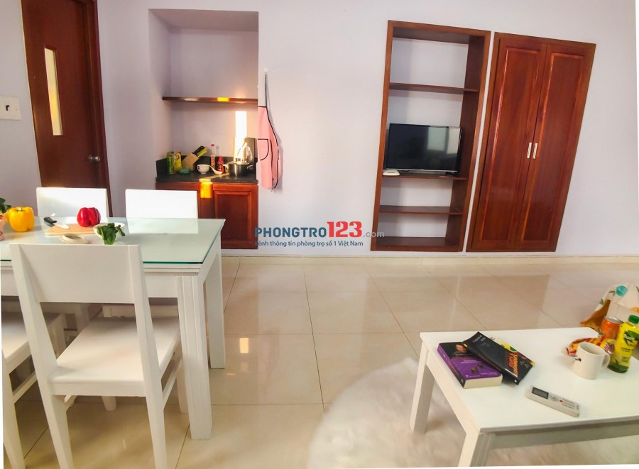 Cho thuê phòng trọ giá rẻ đầy đủ tiện nghi - P15 Tân Bình
