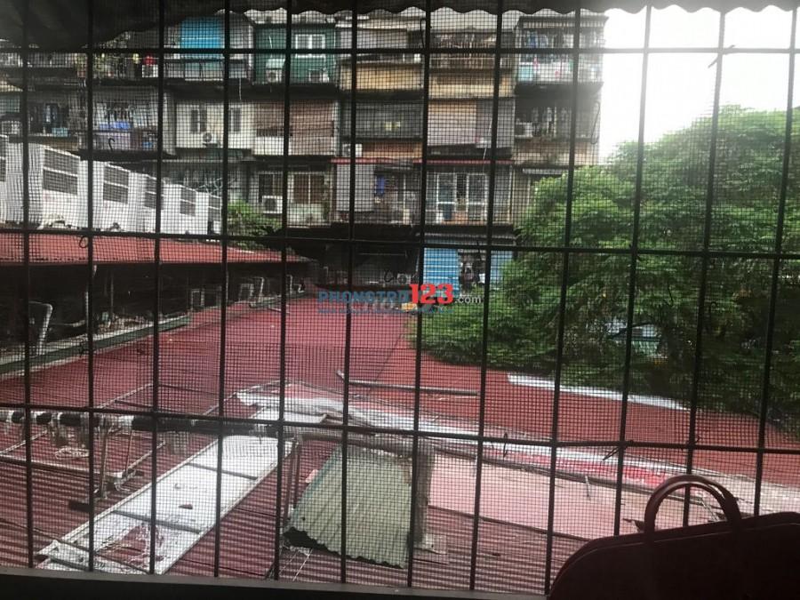 Cho thuê căn hộ tập thể 32m2 Thanh Xuân Bắc