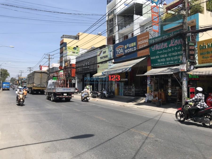 Cho thuê nhà nguyên căn mặt tiền 176 Nguyễn Ảnh Thủ P Hiệp Thành Q12 giá 15tr/th