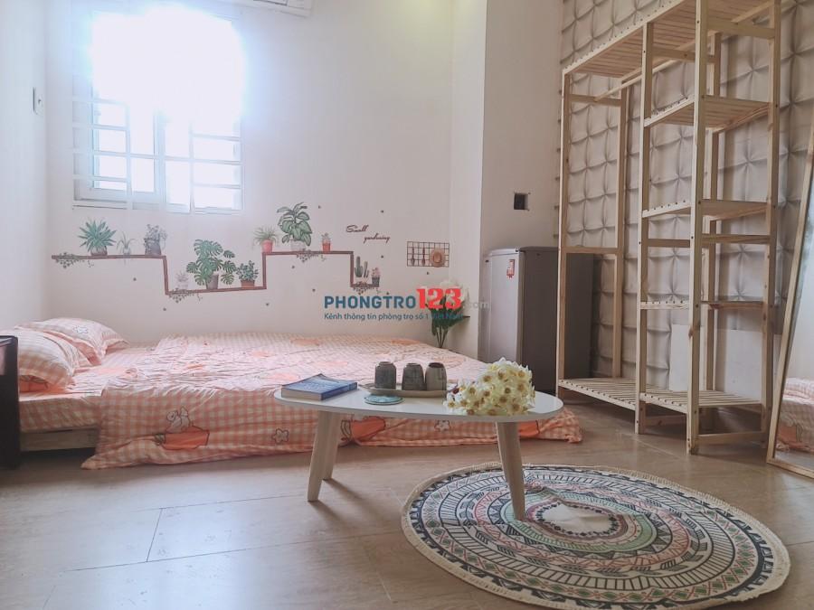 Chính chủ còn duy nhất 1 phòng Dương Bá Trạc cho thuê giá siêu tốt đầy đủ nội thất