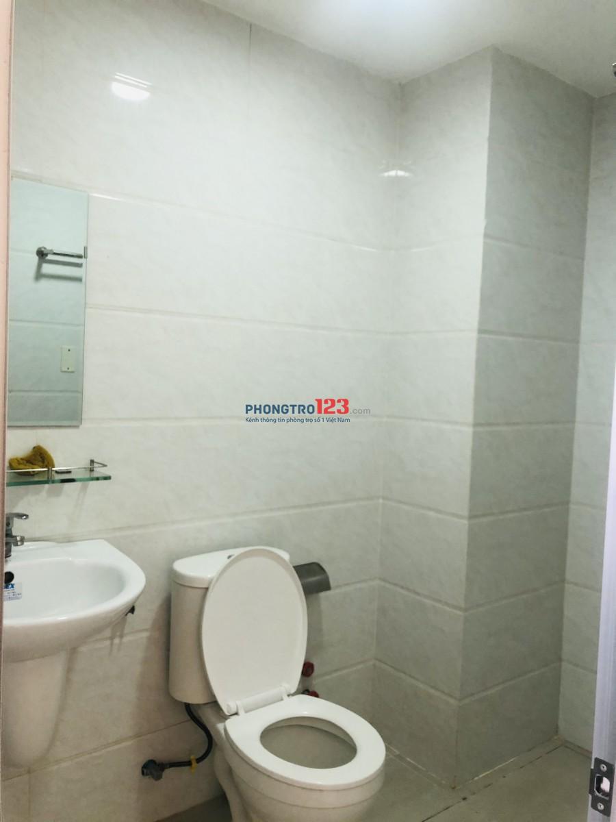 Phòng trọ ngay Dương Quảng Hàm Giá rẻ