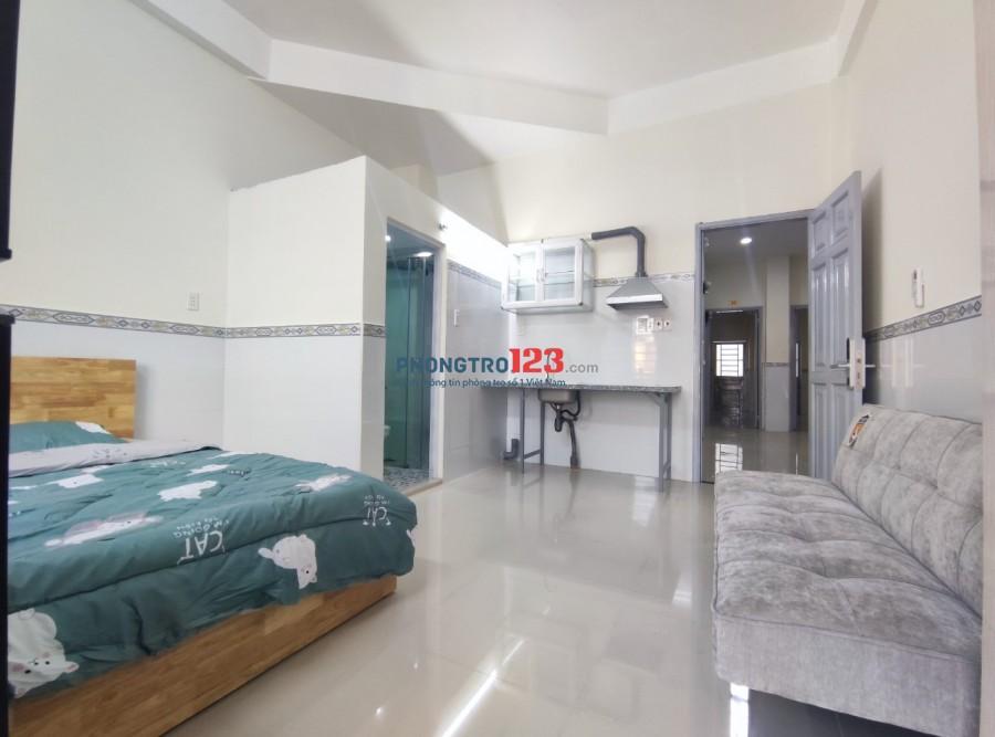 Căn Hộ Tân Bình 40m2, Phòng rộng không giới hạn người ở