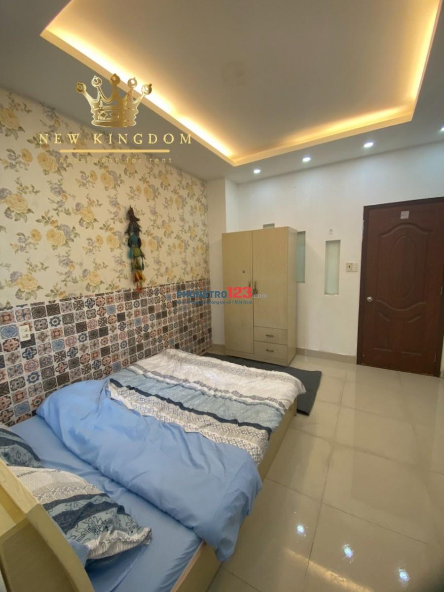 Phòng mới Q5, Nguyễn trãi sát Hùng Vương Plaza