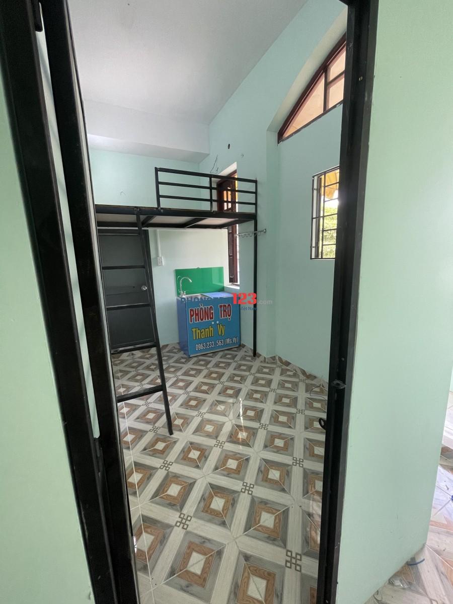Phòng trọ giá rẻ Gò Vấp cho sinh viên, NVVP