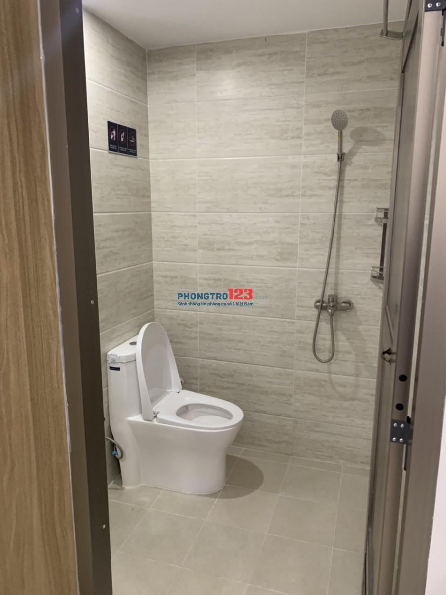 Phòng sạch đẹp thoáng, thang máy đầy đủ tiện nghi Hải Thượng Lãn Ông q.5, giá 3.9tr/th