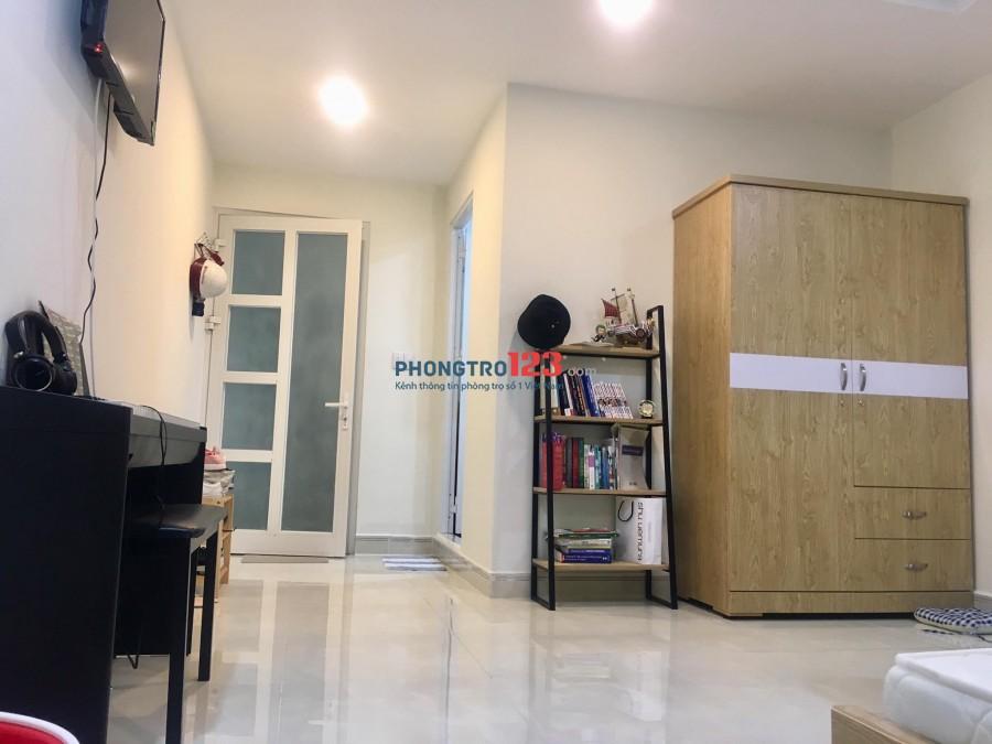 Phòng đẹp thoáng hẻm 27 Điện Biên Phủ