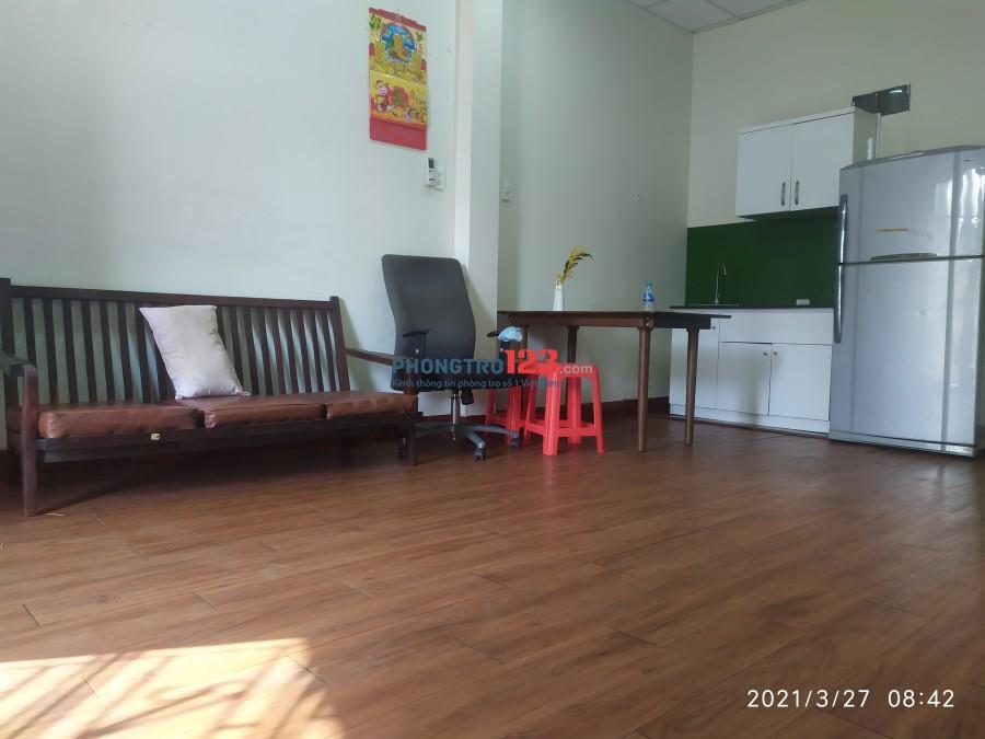 Cho thuê phòng 32m2 ngay ngã tư Nguyễn Oanh_ Phan Văn Trị