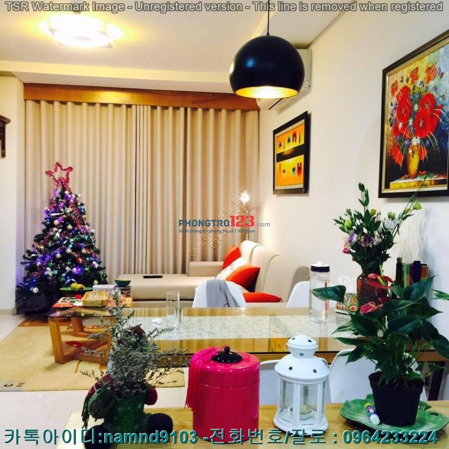 Chủ nhà thiện chí cho thuê căn hộ 2NF,86m2 giá chỉ từ 11 triệu ở chung cư Golden Palace