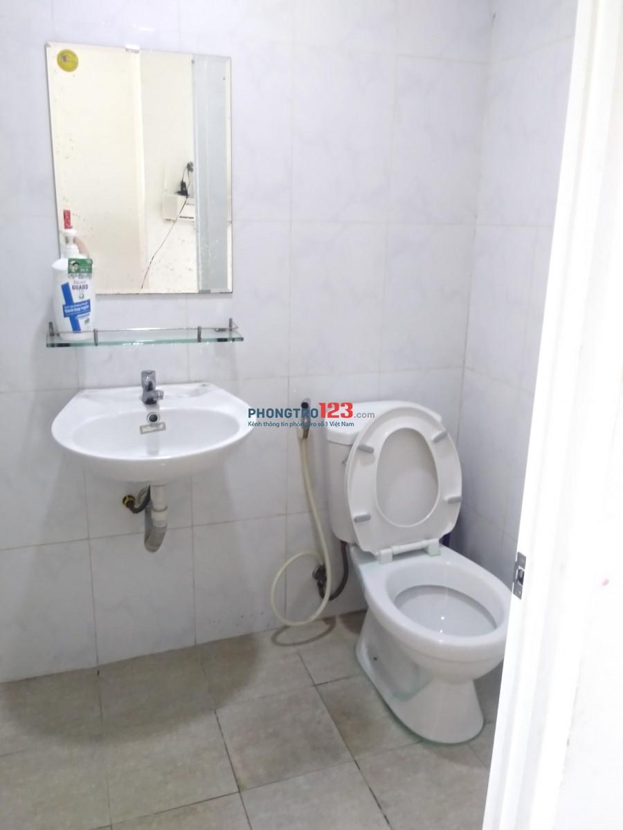 Cho thuê căn hộ chung cư Sen Hồng 1 phòng ngủ, giá 4.3 tr