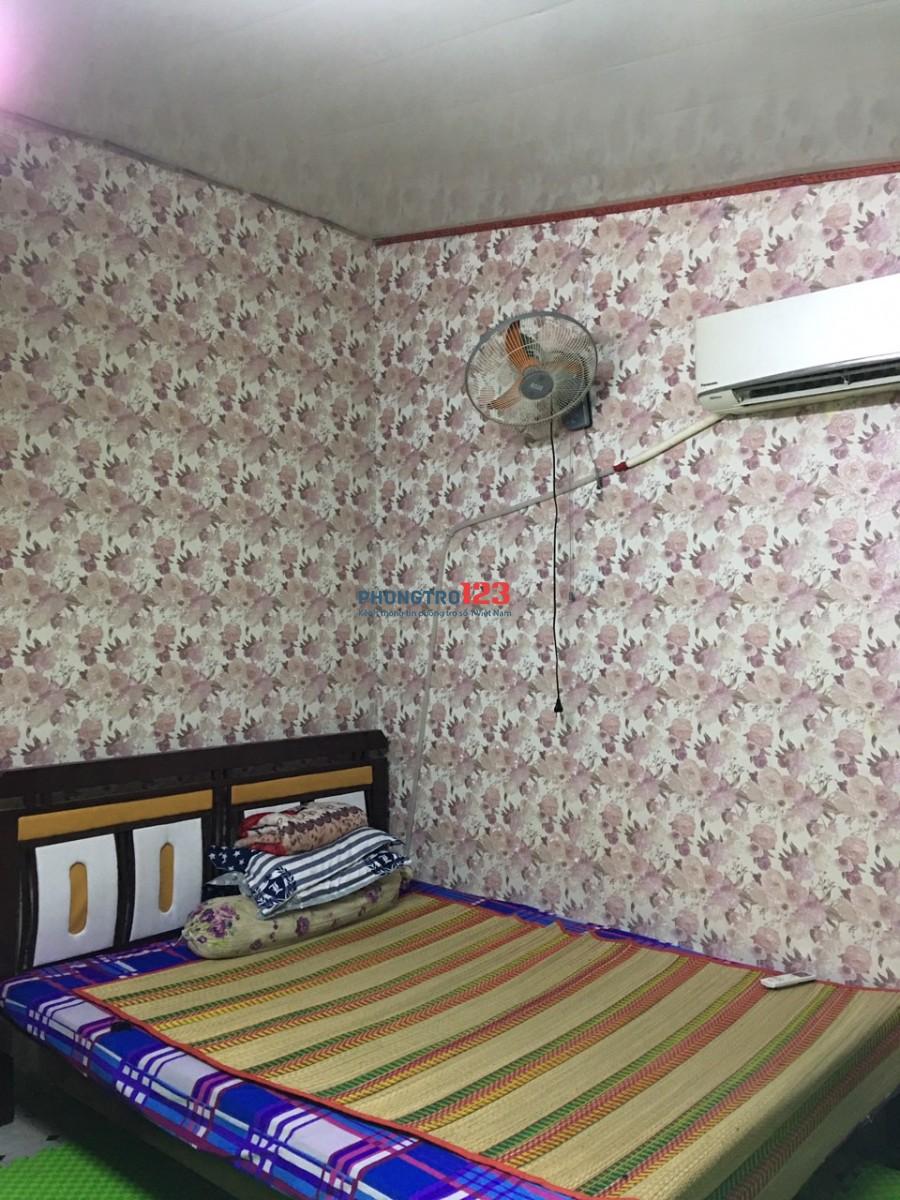 Cho thuê trọ giá rẻ Tân Bình có thể ở ghép hoặc mướn full phòng