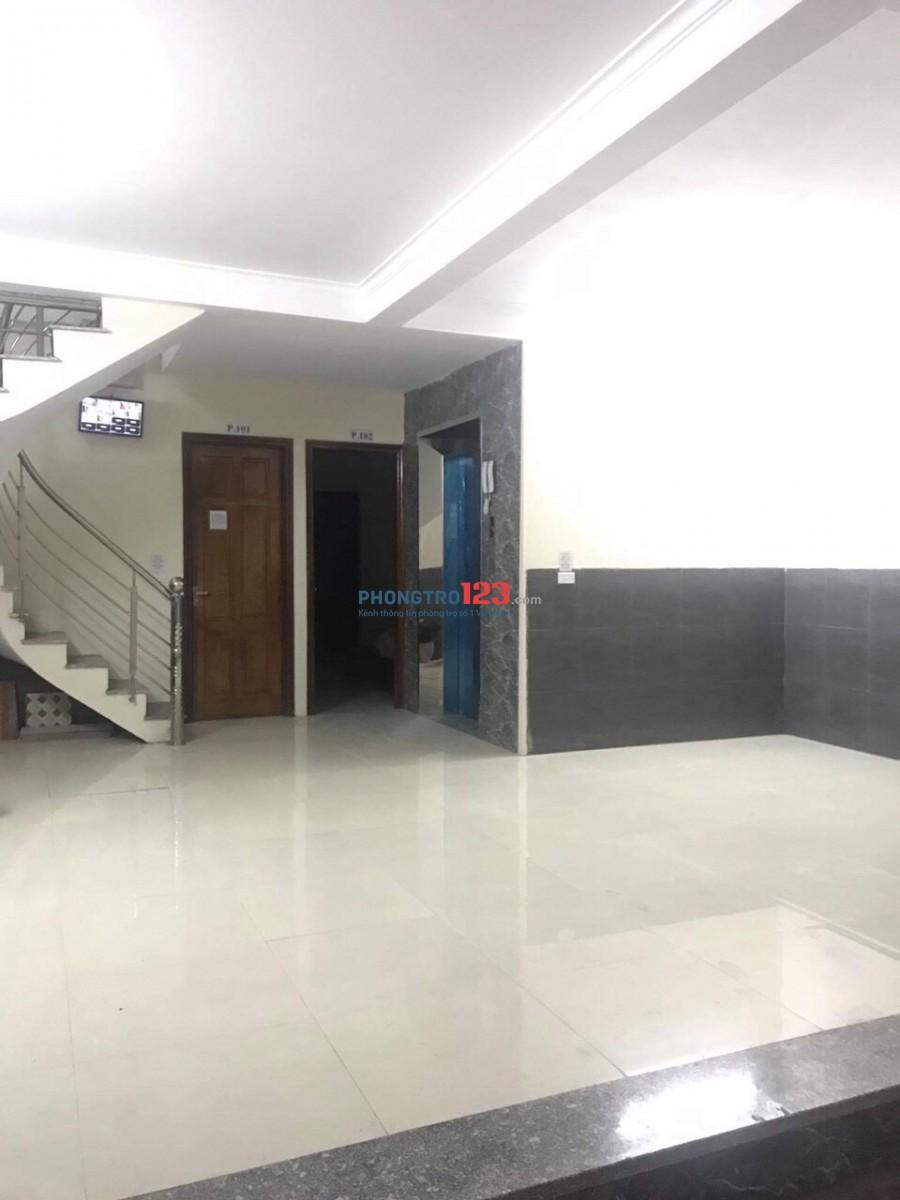Cho thuê CCMN mới xây 7 tầng có thang máy, liên hệ chính chủ anh Tùng: 0903.421.880