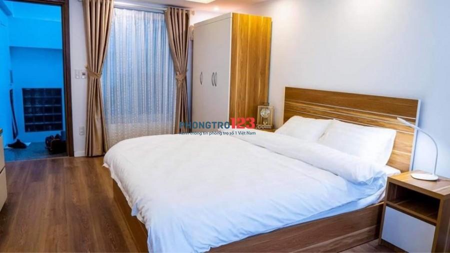 Cho thuê căn hộ dịch vụ đầy đủ tiện nghi Thụy Kê Tây Hồ Hà Nội