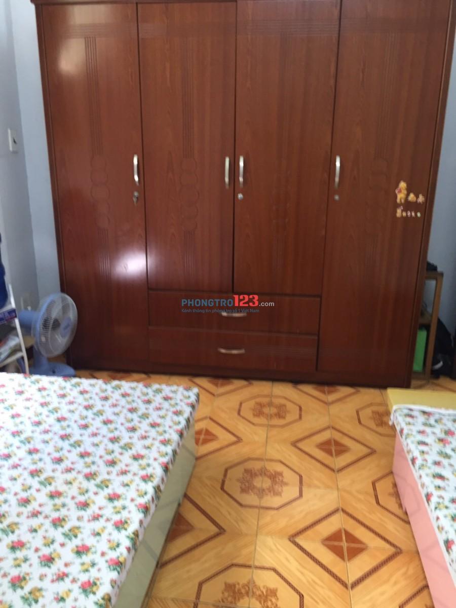 Cho thuê phòng đầy đủ nội thất giá rẻ