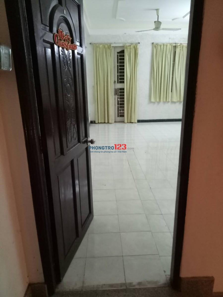 Cho nữ thuê phòng trọ Quận Phú Nhuận 30m2