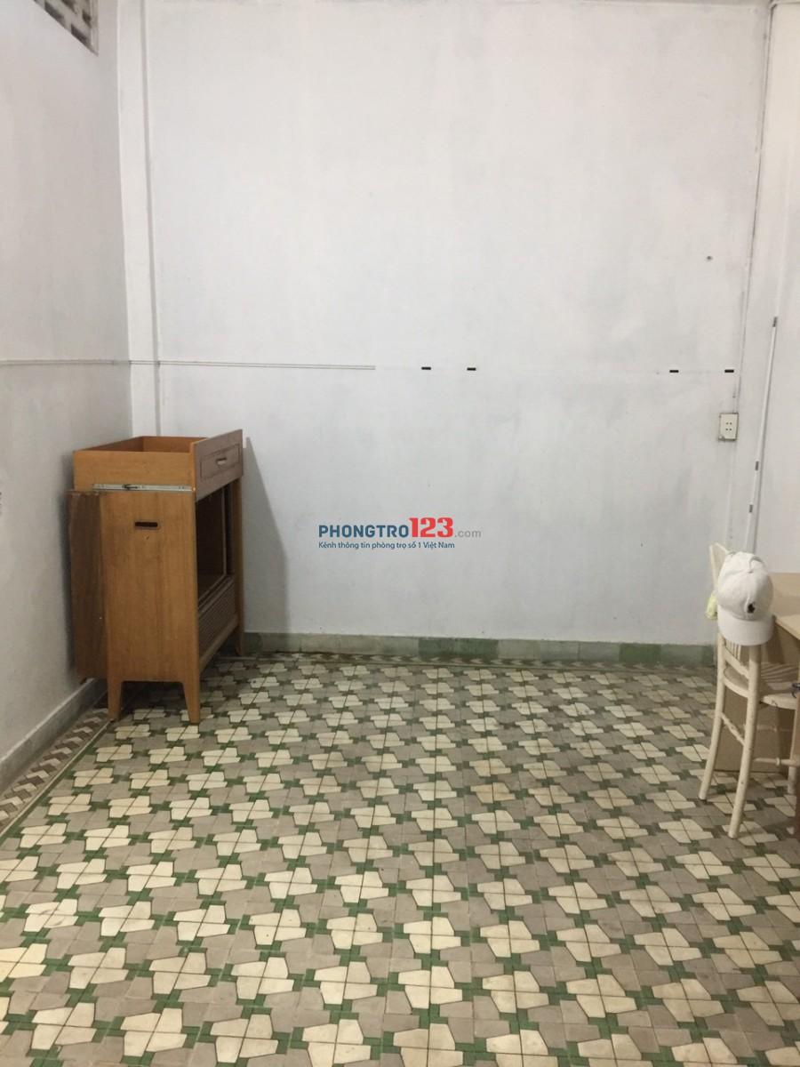 Cho thuê nhà gần chợ Bà Chiểu và Lăng Ông giá rẻ yên tĩnh điện nước chính thức
