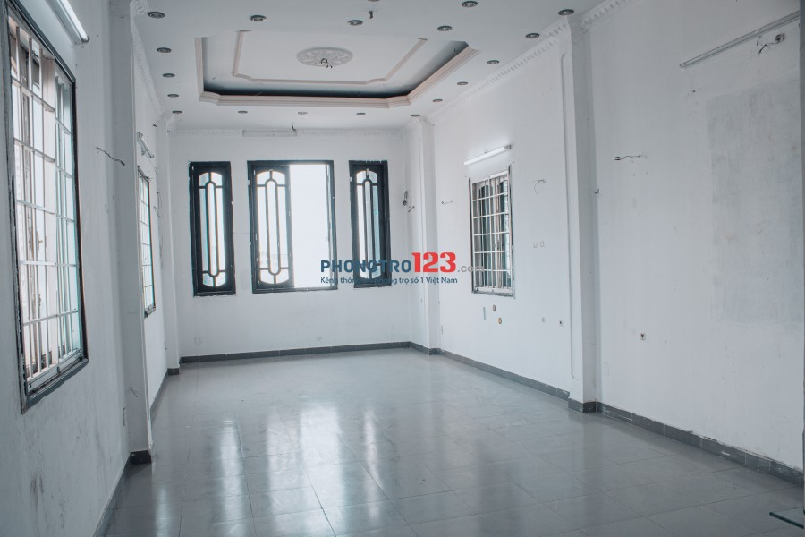 Phòng trọ 40m² gần Ung Văn Khiêm, D2, Cầu Thanh Đa