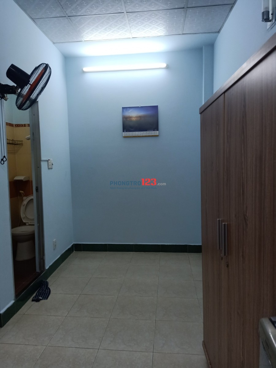 Phòng trọ Quận 4 từ - 14m2 - an ninh tiện nghi