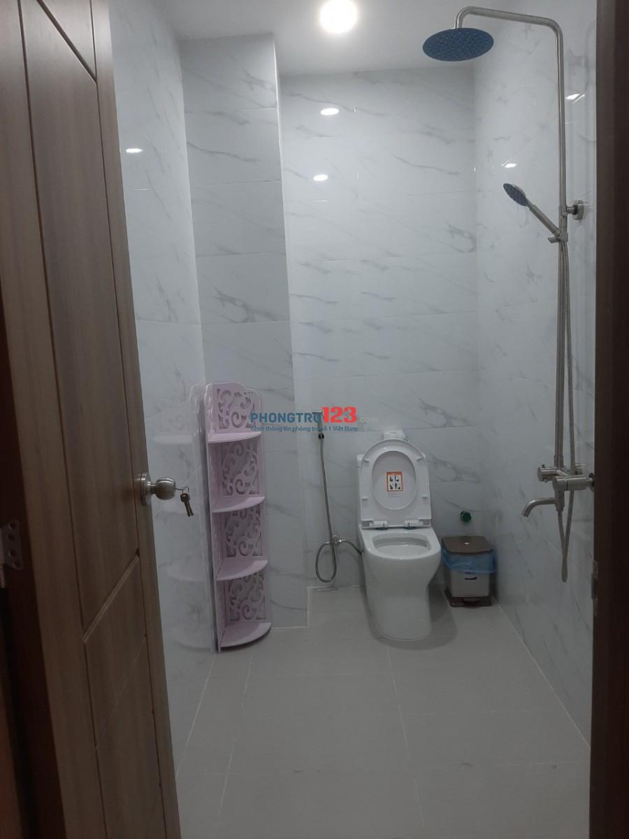 Cho nữ thuê phòng (1 đến 2 người) ở Tân Bình