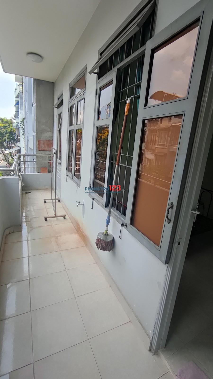 Cho thuê phòng trọ đường Trần Văn Đang, Quận 3 có lối đi riêng, an ninh, sạch sẽ