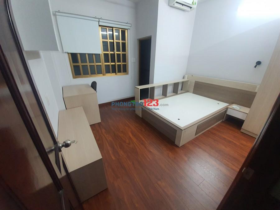 Cho thuê nhà nguyên căn, full nội thất, P5, GV
