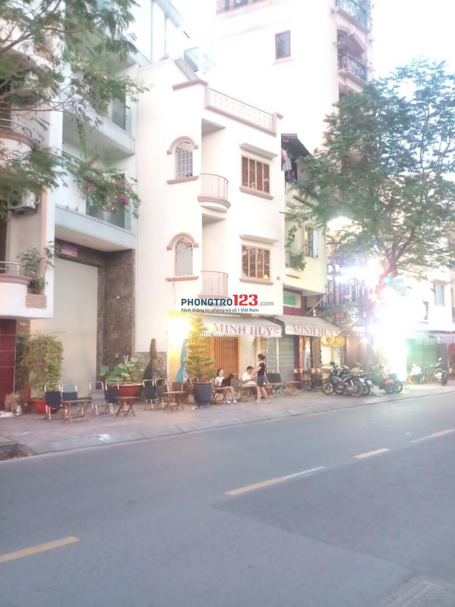 Cho Thuê mặt bằng kinh doanh Quán cafe - đường Trường Sa, Quận 3