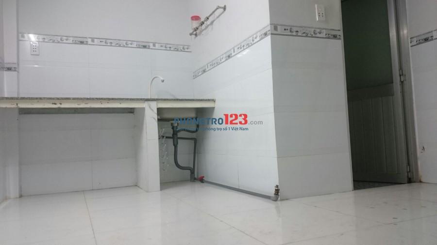 Cho thuê phòng trọ Gò Vấp (gần trường THPT Nguyễn Trung Trực)