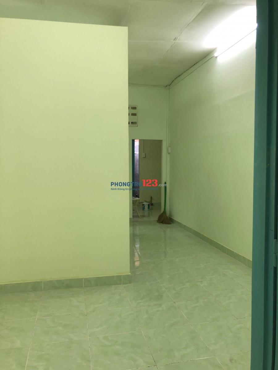 Nhà thuê chính chủ 40m2 tại CMT8,Q3