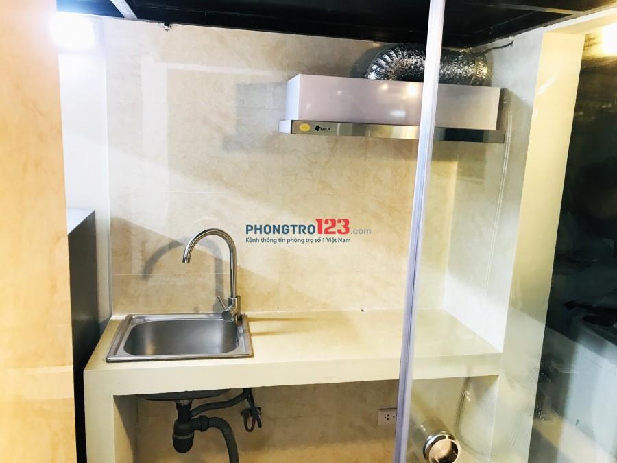 Cho thuê căn hộ mini mới xây giá 3.600.00đ