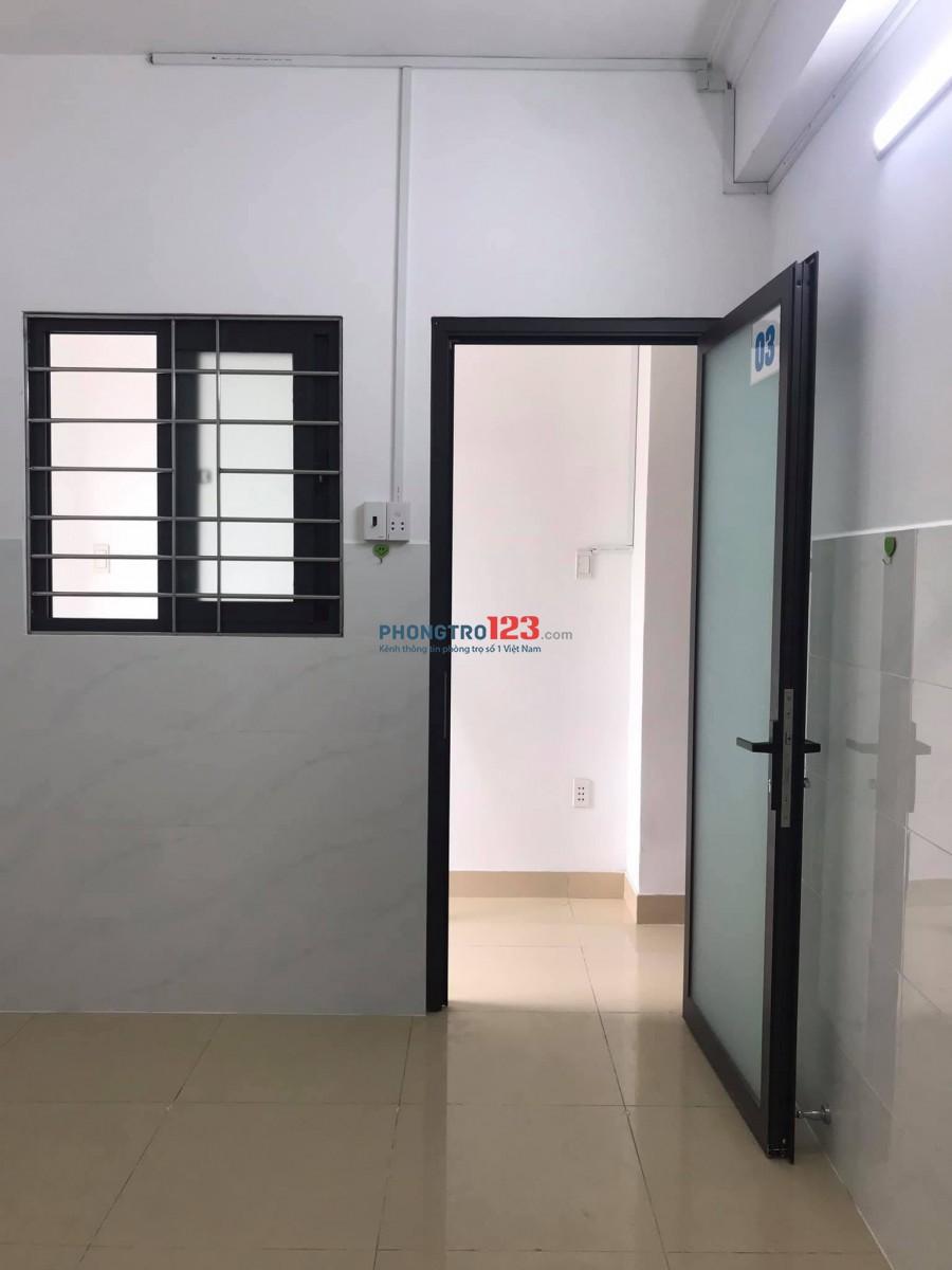 Dãy phòng trọ cao cấp mới xây 306 Cộng Hoà Tân Bình