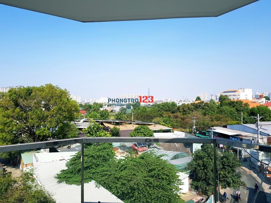 Phòng mới 100% Quận 2 - 24m2 - KV dân cư yên tĩnh, gần chợ, trường học, bệnh viện.