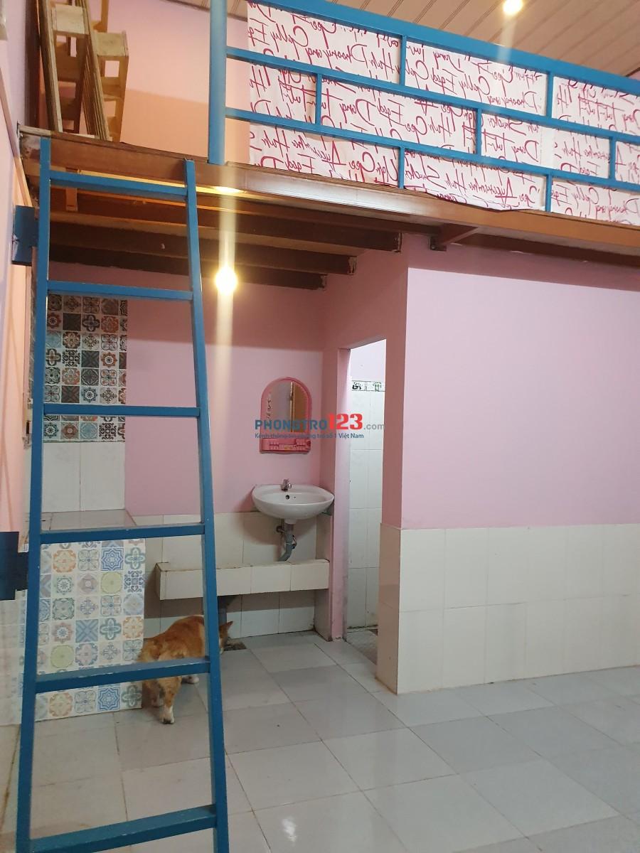 Cho thuê phòng trọ 249 Hà Huy Tập