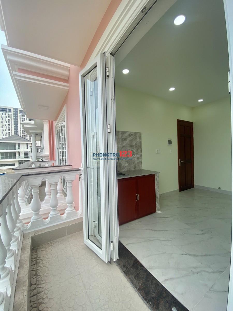 Căn hộ trong biệt thự mới xây full nội thất giá cực rẻ chỉ 2tr3 - 2tr6 - 2tr8 - 3tr