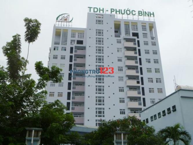 Căn hộ chung cư TDH Phước Bình Quận 9