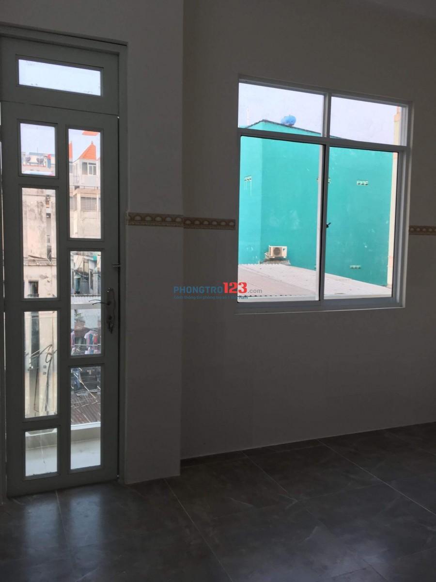 Phòng cho thuê phường Hiệp Tân, Quận Tân Phú