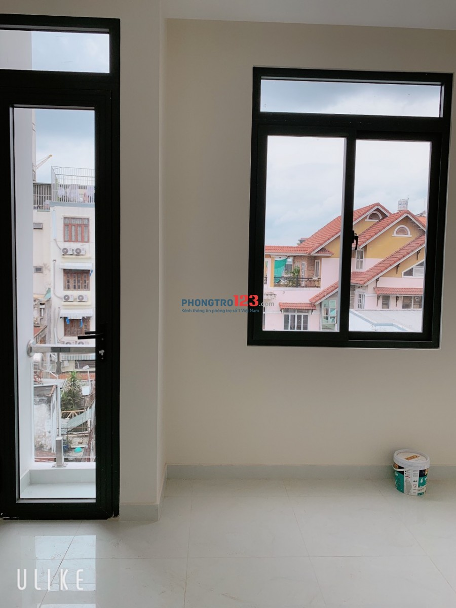 Cho thuê nhà 250/2A Nguyễn Xí, 150m2 sàn 5 tầng, 15 triệu