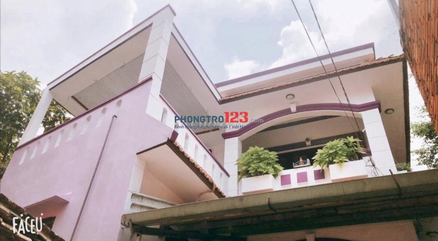 Chính chủ cho thuê biệt thự vườn 650m2 tại mặt tiền Lý Thường Kiệt Thị Trấn Hóc Môn