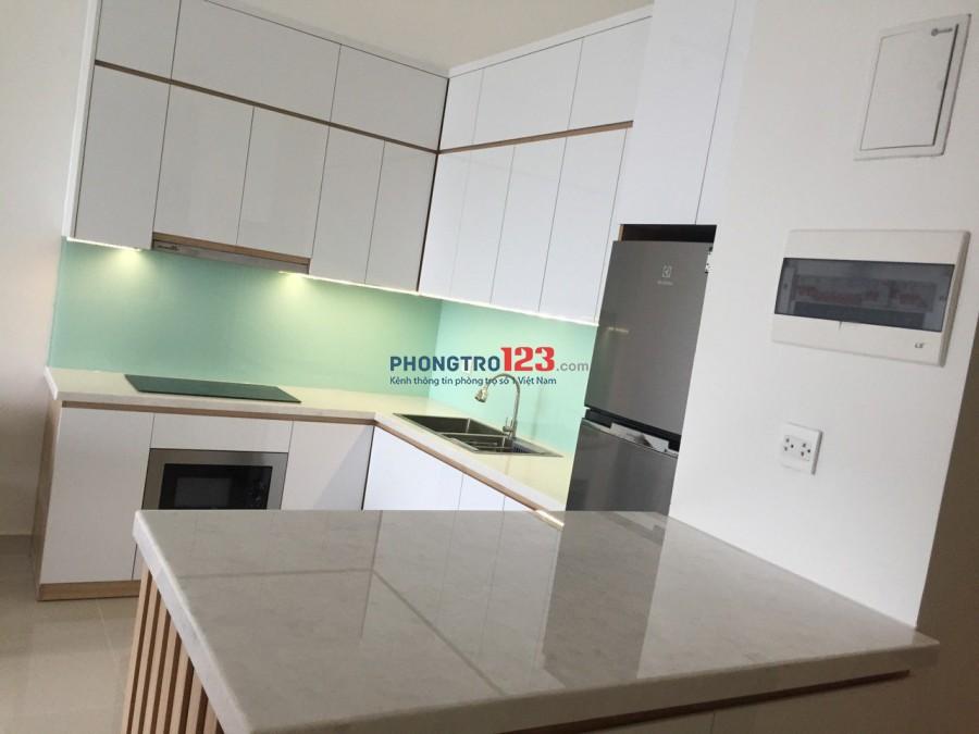Chính chủ cho thuê căn hộ Full nội thất The Sun Avenue 76m2 2pn 2wc giá 16tr/th