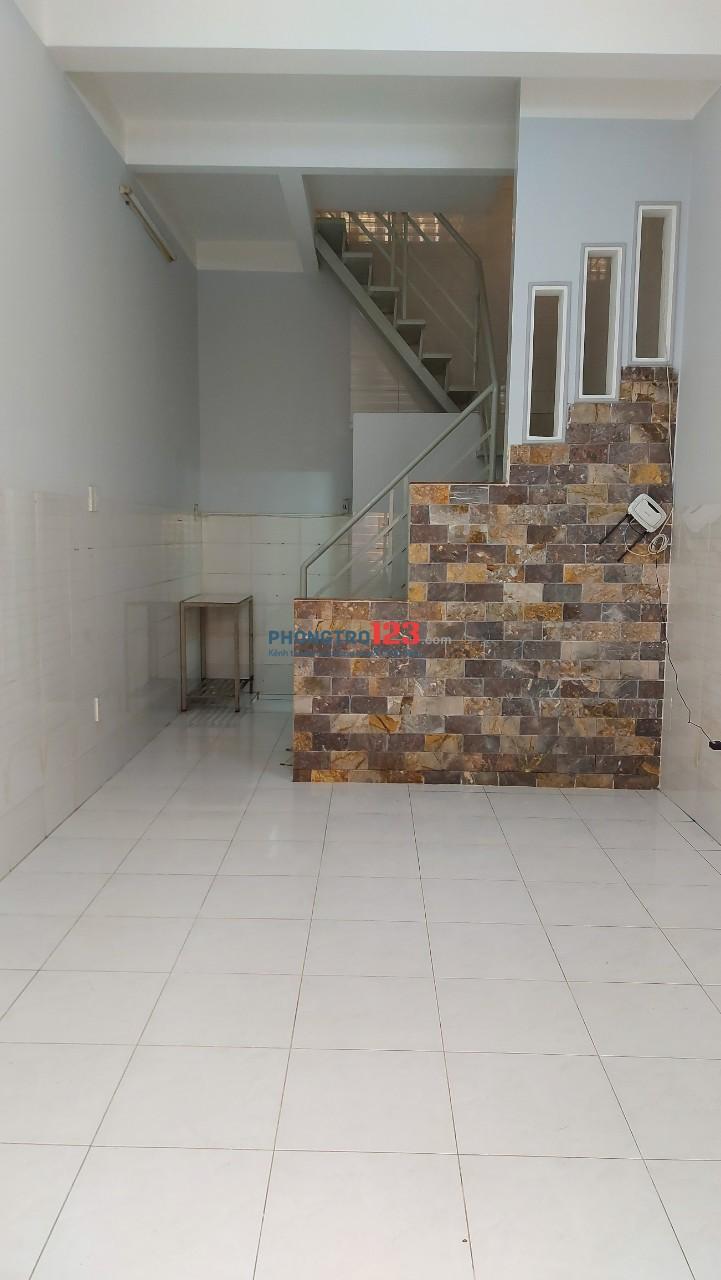 Chính chủ cho thuê nhà NC 3x7 1 trệt 1 lầu tại Dương Bá Trạc P1 Q8 giá 5,5tr/th