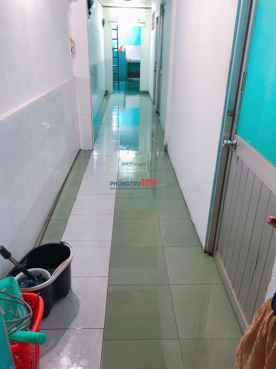 Cho thuê phòng trọ mặt tiền đường Chu Văn An